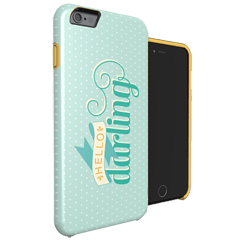iFrogz Case Apple iPhone 6 Chemistry Hello Darling Mint