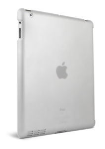 Apple iPad 2 BackBone Case Clear