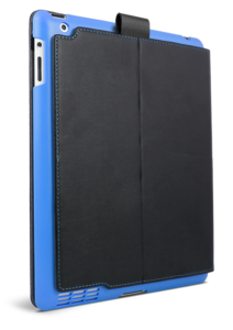 Apple iPad 3rd Gen Summit Case Blue