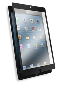 iFrogz OptiVue Screen Protection for Apple iPad Mini