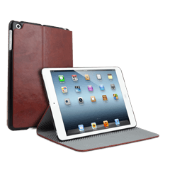 iFrogz Script Cover for iPad mini - Brown