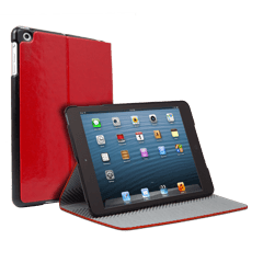 iFrogz Script Cover for iPad mini - Red