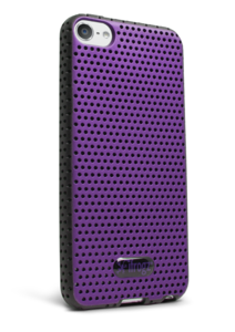iFrogz Apple iPod touch 5th Gen Purple/Black