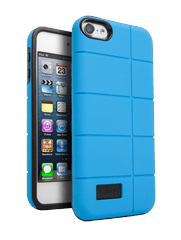 iFrogz Apple iPod touch 5th Gen Cocoon Cover Blue