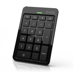 10 Key Bluetooth Keyboard Number Pad