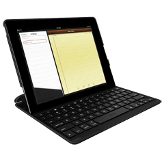 ZAGGkeys PROfolio for iPad 2/3/4