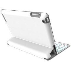 ZAGGkeys PROfolio+ Keyboard For Apple iPad 2