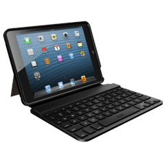 ZAGGkeys Mini 7 Leather Keyboard for iPad mini