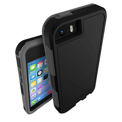 ZAGG Arsenal Case For Apple iPhone 5s
