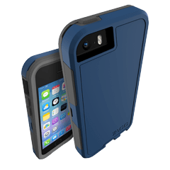 ZAGG Arsenal Case iPhone 5s