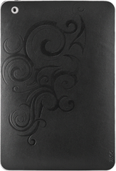 ZAGG LEATHERskin Black Embossed (Apple iPad mini)