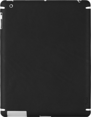 ZAGG LEATHERskin Black Smooth (Apple iPad 3 (3rd Gen))