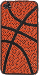 ZAGG sportLEATHER Basketball (Apple iPhone 4/4S)