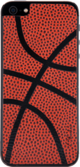 ZAGG sportLEATHER Basketball (Apple iPhone 5)