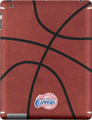 ZAGG NBA sportLEATHER Clippers Basketball (Apple iPad 2/3rd Gen)