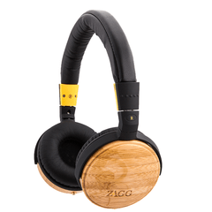ZAGG Audio Premium Wood Headphones