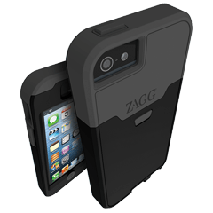 ZAGG Arsenal Case For Apple iPhone 5