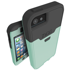 ZAGG Arsenal Case iPhone 5