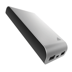 ZAGG Sparq PowerBank  10,000 USB Charger