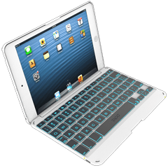 ZAGGkeys Folio Keyboard For Apple iPad mini retina