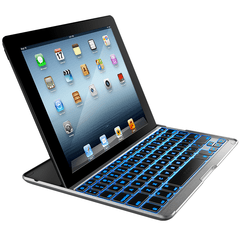 ZAGGKeys PROplus Keyboard For Apple iPad 2